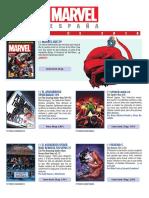 Proximas Novedades Marvel - Mayo 2018