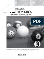 Teacher's Resource Book 3