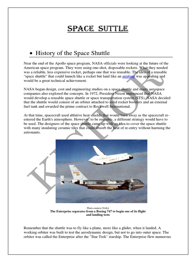 44827862 Space Shuttlecx Space Shuttle Space Shuttle Solid