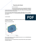 Teorema de Green Y ST