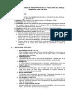 Escala-para-padres-De-observacion de La Conducta Del Niño(a)