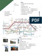 Berlin Sehen - Den Weg Fragen in Der Berliner U Bahn