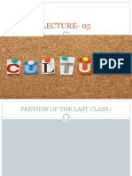 Lecture 05