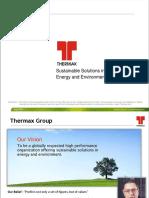 Thermax Power Generation Presentation New