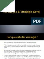 Introdução à Virologia Geral