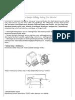 #Safety Relay Old Model-Alat Berat_ Konstruksi Dan Cara Kerja Safety Relay Old Model