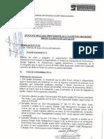 Resolución - Allanamiento - Casas de PPK