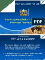 SA 8000 Awareness