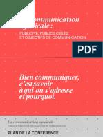 Communication Syndicale