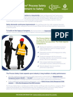 Process Safety Code Fact Sheet