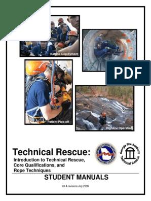 Hauling Rescue 10M 12KN Auxiliary Rope -Caving Climbing Arborist Orange
