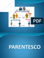 Derecho Familir Parentesco y Alimentos