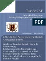 Test de CAT