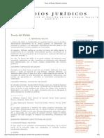 Teoría Del Delito _ Estudios Jurídicos