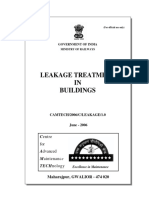 Handbook on Leakage Treatment in Buildings(1)