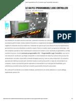 Automate Programabile Sau PLC (Controller Logic Programabil) _ Electrodb