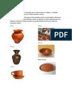 Artesanías de Totonicapán
