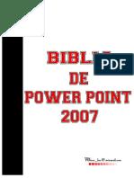 La Biblia de Powerpoint 2007 Freelibros.org
