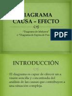 DiagramaCausa-Efecto