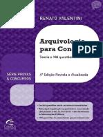 Renato Valentini - Arquivologia para Concursos - 2013.pdf