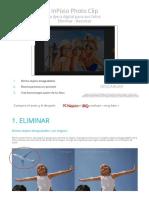 TUTORIAL   InPixio Photo Clip.pdf