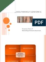 Clase 8 Patología Venosa y Linfática
