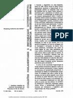 WGS. Coalizões Parlamentares e Instabilidade Política