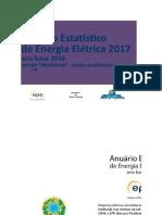 Anuário Estatístico de Energia Elétrica 2017