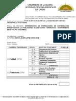 Formato Evaluación Proyecto
