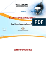 Semana 2.1 - Semiconductores