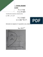 Cap 4 Pte 3 Caudal Maximo en f.critico