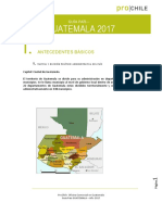 Guatemala Guia Pais 2017