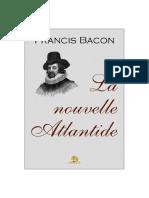 Francis Bacon - La Nouvelle Atlantide