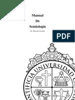 Manual semiología PUC