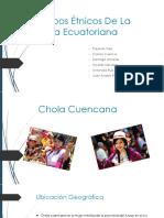 Grupos Etnicos de La Sierra Ecuatoriana