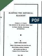 BlastingTheHistoricalBlackout-HarryElmerBarnes