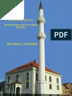 Monografija Bugojanskih Dzamija - Voznik