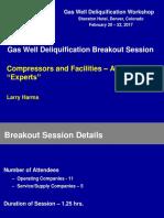 Breakouts Compressors