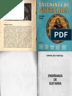 Arnoldo Pintos - Enseñanza de Guitarra 01 (Tomo I)