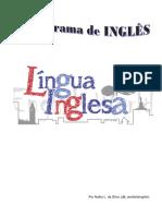 Cronograma de Inglês Em PDF