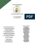 Plan de Desarrollo Bojaca - Cundinamarca - 2008 - 2011
