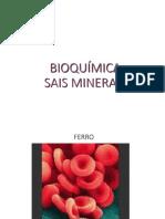 Docslide.com.Br Bioquimica Sais Minerais Ferro Calcio Calcio Iodo