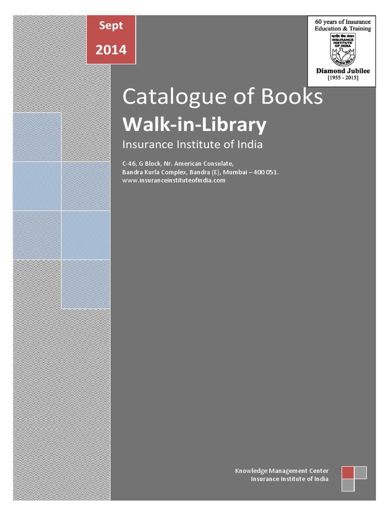 New-Catalogue of Books pdf | Strategic Management