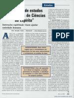 """O """"Colégio de estudos preparatórios de Ciências do Espírito""""   _ Vitor Ronaldo Costa"""