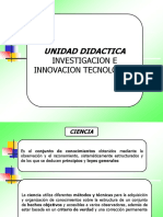 52885224-INVESTIGACION-E-INNOVACION-TECNOLOGICA.ppt