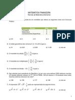 Matematica Exercicios_Elementar