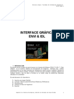 Interface Grafica ENVI