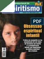 Obsessão espiritual infantil  _ Vitor Ronaldo Costa