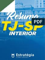Resumo TJ-SP Interior (Estratégia Concursos)