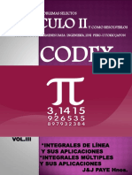 Codex Tomo III Integrales